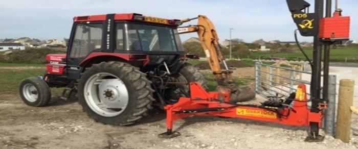 Tractor Weston 3111
